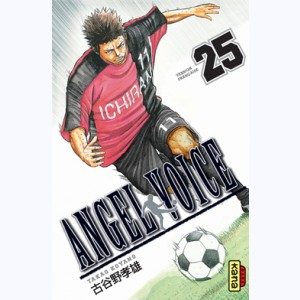 Angel Voice : Tome 25