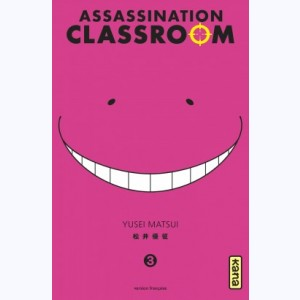 Assassination classroom : Tome 3