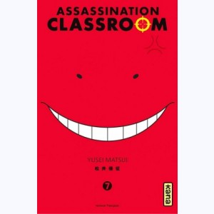 Assassination classroom : Tome 7