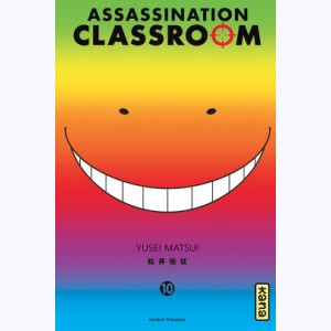 Assassination classroom : Tome 10