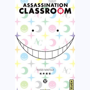 Assassination classroom : Tome 12