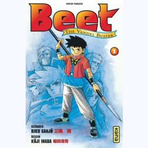 Beet the Vandel Buster : Tome 1