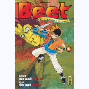 Beet the Vandel Buster : Tome 4