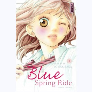 Blue Spring Ride : Tome 3