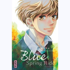 Blue Spring Ride : Tome 8