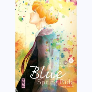 Blue Spring Ride : Tome 11