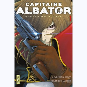 Capitaine Albator - Dimension Voyage : Tome 1