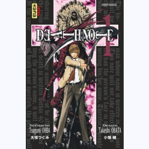 Death Note : Tome 1