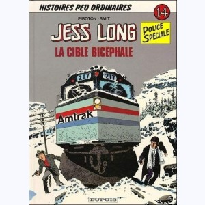 Jess Long : Tome 14, La cible bicéphale