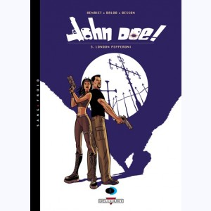 John Doe : Tome 3, London pepperoni