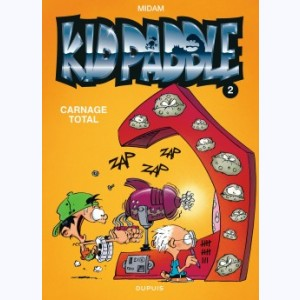 Kid Paddle : Tome 2, Carnage total