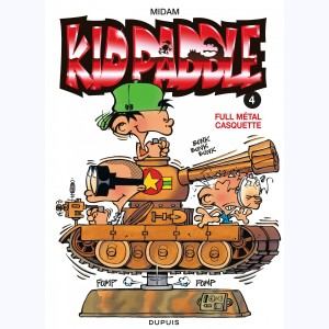Kid Paddle : Tome 4, Full Metal Casquette