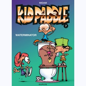 Kid Paddle : Tome 7, Waterminator