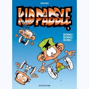Kid Paddle : Tome 9, Boing ! Boing ! Bunk !