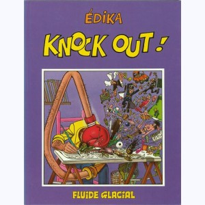 Édika : Tome 9, Knock-out !