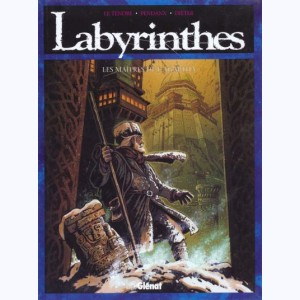 Labyrinthes : Tome 4, Les maîtres d'Agartha