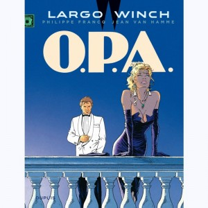 Largo Winch : Tome 3, O.P.A.