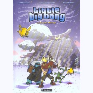 Little big bang : Tome 1, La dynastie Monkyz