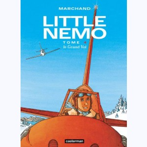 Little Nemo : Tome 4, Le grand vol
