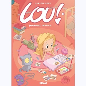 Lou ! : Tome 1, Journal infime