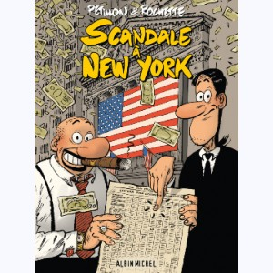 Charles et Dico : Tome 2, Scandale à New-York