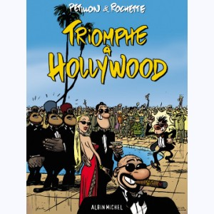 Charles et Dico : Tome 3, Triomphe à Hollywood