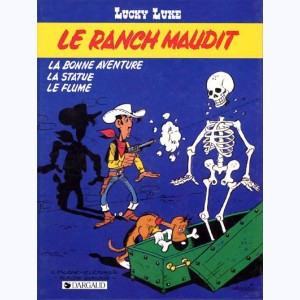 Lucky Luke : Tome 56, Le ranch maudit :