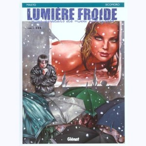 Lumière froide : Tome 1, Eva