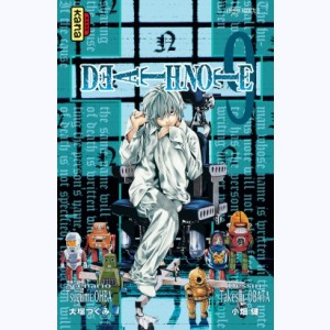 Death Note : Tome 9