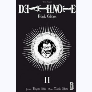 Death Note : Tome 2 (3 & 4), Black Edition