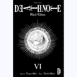 Death Note : Tome 6 (11 & 12), Black Edition