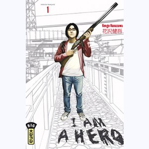 I am a hero : Tome 1