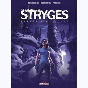 Le chant des Stryges : Tome 17