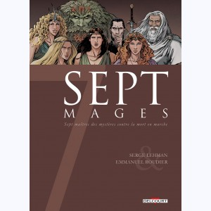 Sept : Tome 17, Sept Mages