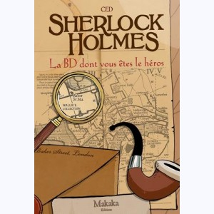 Sherlock Holmes (Ced) : Tome 1, Journal d'un héros