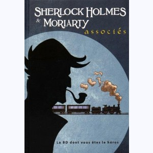 Sherlock Holmes (Ced) : Tome 3, Sherlock Holmes & Moriarty associés