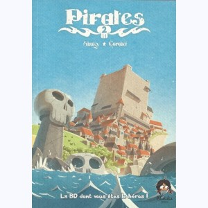 Pirates (Gorobeï) : Tome 2