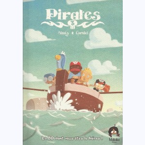 Pirates (Gorobeï) : Tome 3