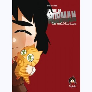La vie de Norman : Tome 5, La malédiction