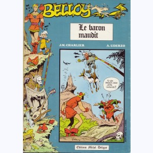 Belloy : Tome 3, Le Baron Maudit
