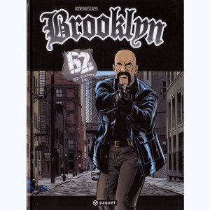 Brooklyn 62nd : Tome 3, Hardcore Cop