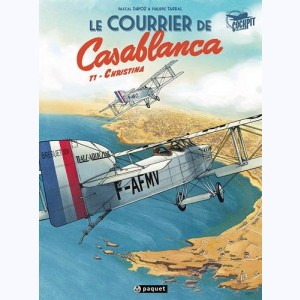 Le Courrier de Casablanca : Tome 1, Christina