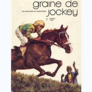 Graine de jockey, Les aventures de Christopher