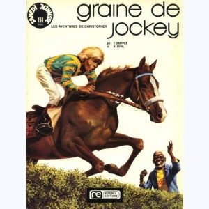 194 : Graine de jockey, Les aventures de Christopher