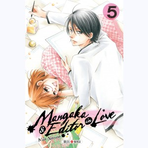Mangaka & Editor in Love : Tome 5