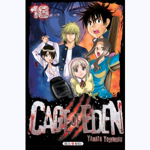 Cage of Eden : Tome 16