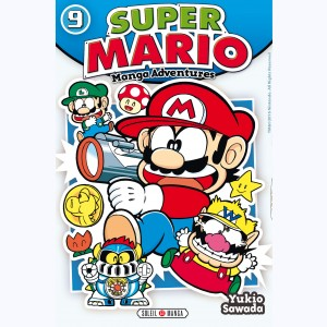 Super Mario - Manga Adventures : Tome 9