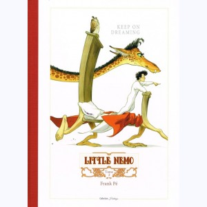 Little Nemo (Frank) : Tome 2, Keep on dreaming