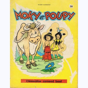 Moky et Poupy : Tome 38, Clémentine corneed beef