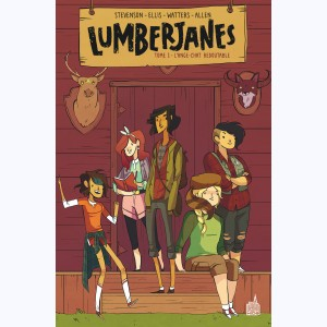 Lumberjanes : Tome 1, L'ange-chat redoutable